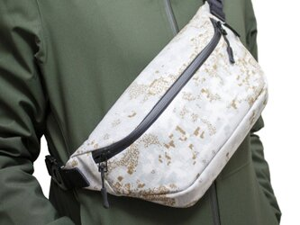 WALLET PACK Camouflage Grayの画像