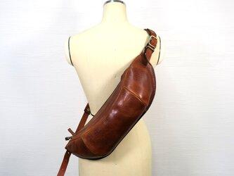 Crescent Body Bag クレセントボディバッグ M sizeの画像