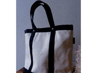 受注製作:帆布トートバッグ : Lの画像