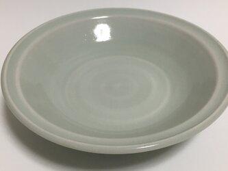 青磁のお皿の画像