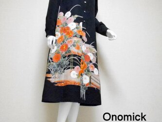 着物ロングシャツ Kimono Long Shirt LO-190/Mの画像