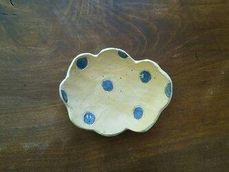 カラフル小皿の画像
