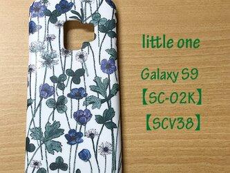 【リバティ生地】ジョセフィンズデイジーズ Galaxy S9の画像