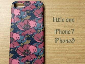 【リバティ生地】リトル・ユースタシア iPhone7 & iPhone8の画像