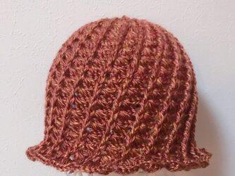 スパイラルお帽子の画像
