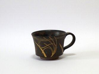 マグカップ(金銀彩すすき)の画像