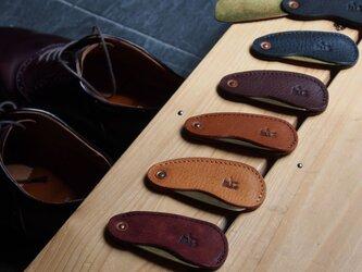little foot - 携帯靴べら     コンパクト靴べら シューホーンの画像