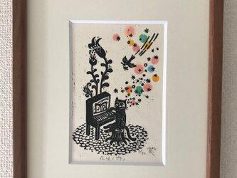 花咲くピアノの画像
