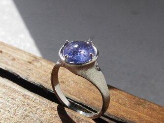 タンザナイト * Tanzanite Ringの画像