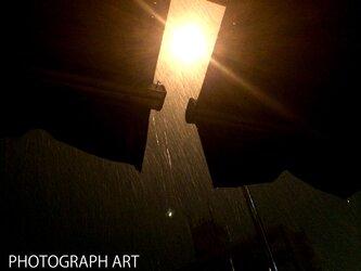 LIGHT W024   光 DARK   闇 RAIN   雨  の画像
