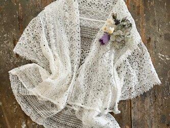 ーカンパネラカンパニュラー。。。suMire-bouquet布花コサージュの画像