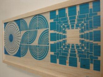 Blue graphic 2の画像