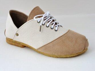【受注製作】ROUND sneakersの画像