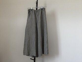 スカート風なガウチョパンツ M~Lの画像