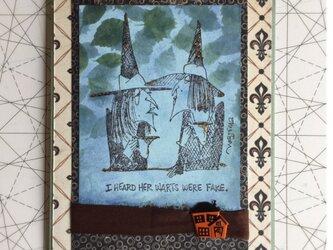 魔女のカードの画像
