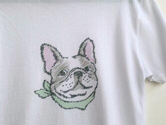 プリントTシャツ フレブルパイドおすましバージョン【受注販売】の画像