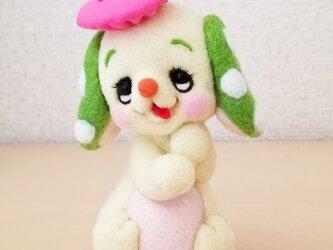 レトロポップわんちゃんの画像