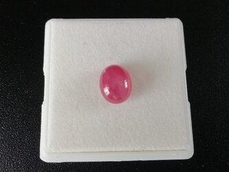 ピンクサファイア 10.3mm ルースの画像
