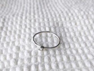 hさま ご予約品 リング ラフダイヤモンドの画像
