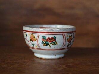 赤絵鉢の画像