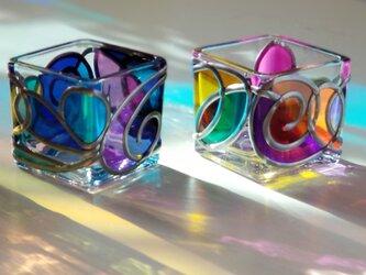 LEDキャンドル3個セット 『ティンカーベルのX'mas 2』の画像