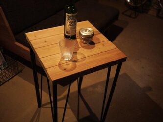 [ WR312 ]Bar table - hub -の画像