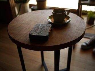 [ WR313 ]Café table - halve -の画像