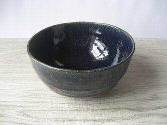 瑠璃ボール 丸茶碗型の画像