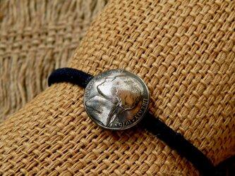 #H1 USA Coin Hair Elasticの画像