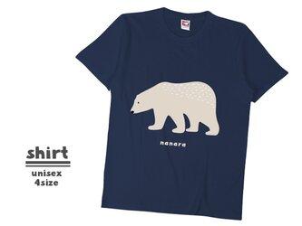 《北欧柄》Tシャツ 4color/S〜XLサイズ sh_001の画像