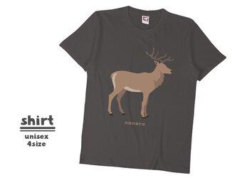 《北欧柄》Tシャツ 4color/S〜XLサイズ sh_002の画像