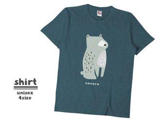 《北欧柄》Tシャツ 4color/S〜XLサイズ sh_004の画像