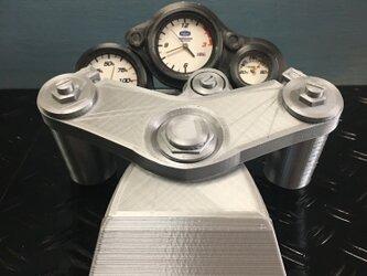 バイクメーター型 卓上時計(ケース)の画像