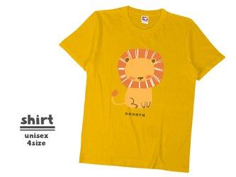 《北欧柄》Tシャツ 4color/S〜XLサイズ sh_007の画像
