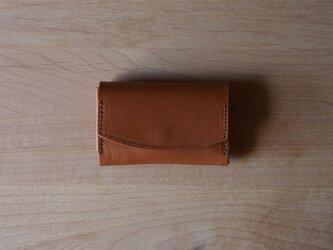 pillow(brandy) - コインケース/カードケース/名刺入れ(ブランデー)の画像