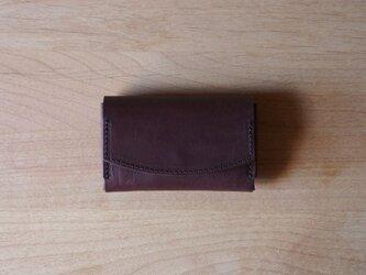 pillow(cacao) - コインケース/カードケース/名刺入れ(カカオ)の画像