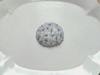 刺繍ブローチ fluffy Ⅱの画像