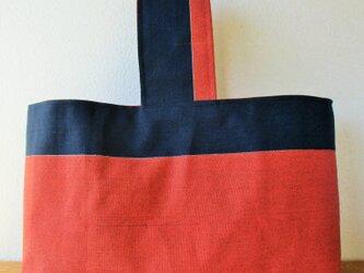 帯バッグ 横浜レンガの画像