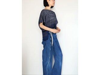◆即納◆Proxima[プロキシマ] カバー・トップス2 / ブルー系1(ラメ)の画像