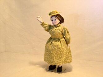 メアリー・ポピンズの鞄  ミモザさんの画像