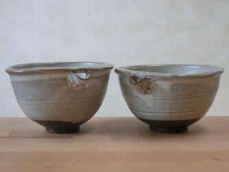 マット粉引き片口鉢の画像
