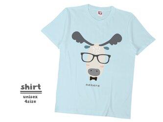 《北欧柄》Tシャツ 4color/S〜XLサイズ sh_010の画像