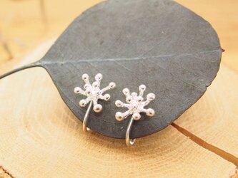 つぶ花のイヤリング SE26の画像
