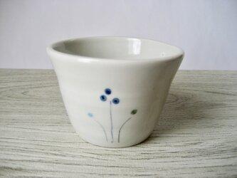 染付フリーカップの画像
