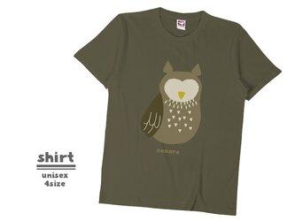 《北欧柄》Tシャツ 4color/S〜XLサイズ sh_013の画像