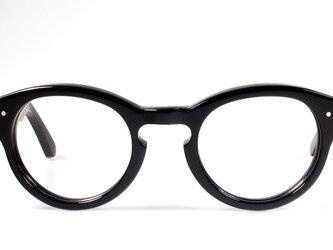 手作りセルロイド眼鏡T-033-KKの画像