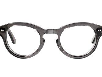 手作りセルロイド眼鏡T-033-SSの画像