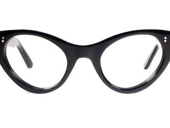 手作りセルロイド眼鏡T-034-KKの画像