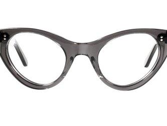 手作りセルロイド眼鏡T-034-SSの画像