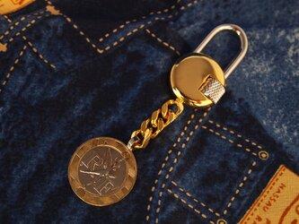 コイン・キーホルダー フランス10フランの画像